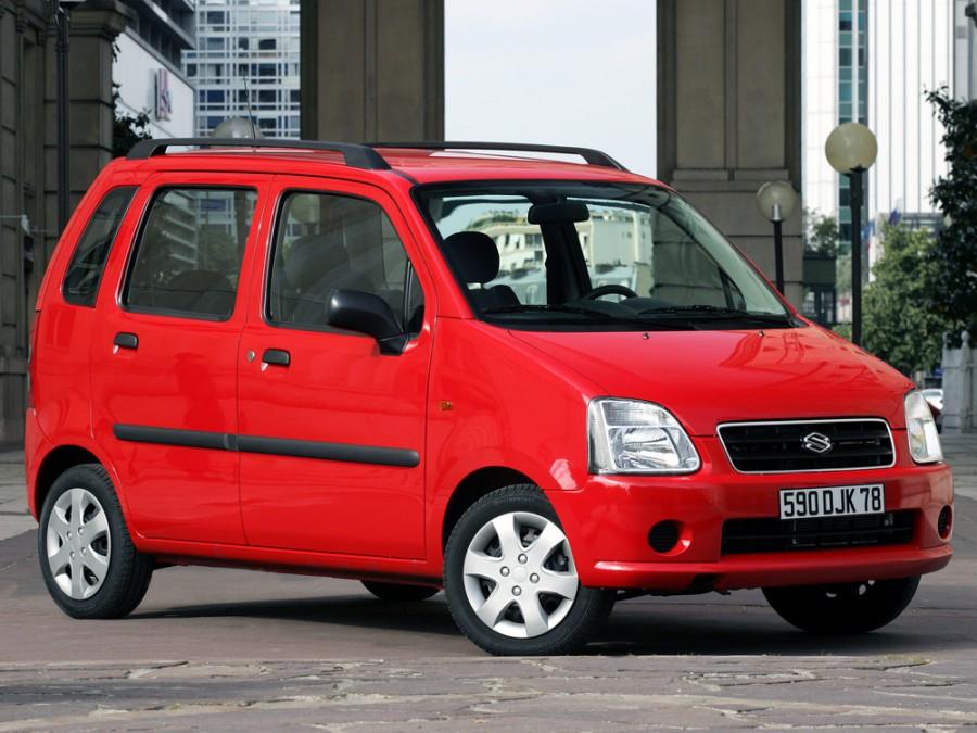 Suzuki Wagon R минивэн 5-дв., 1998–2003, 2 поколение - отзывы, фото и характеристики на Car.ru