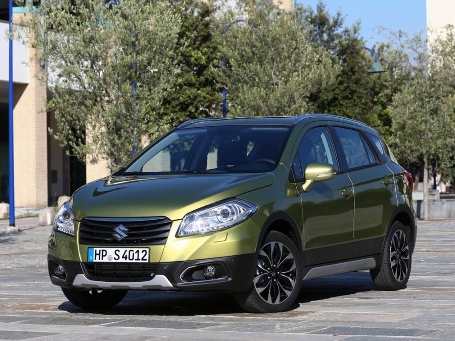 Suzuki SX4 хетчбэк, 2013–2015, 2 поколение - отзывы, фото и характеристики на Car.ru