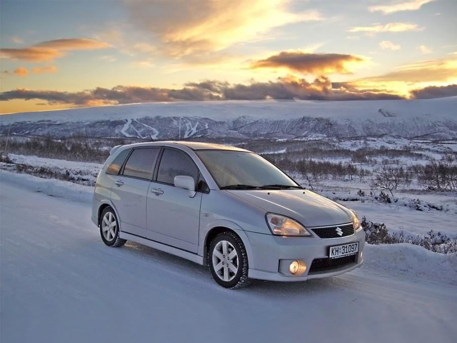 Suzuki Aerio универсал, 2004–2007, 1 поколение [рестайлинг] - отзывы, фото и характеристики на Car.ru