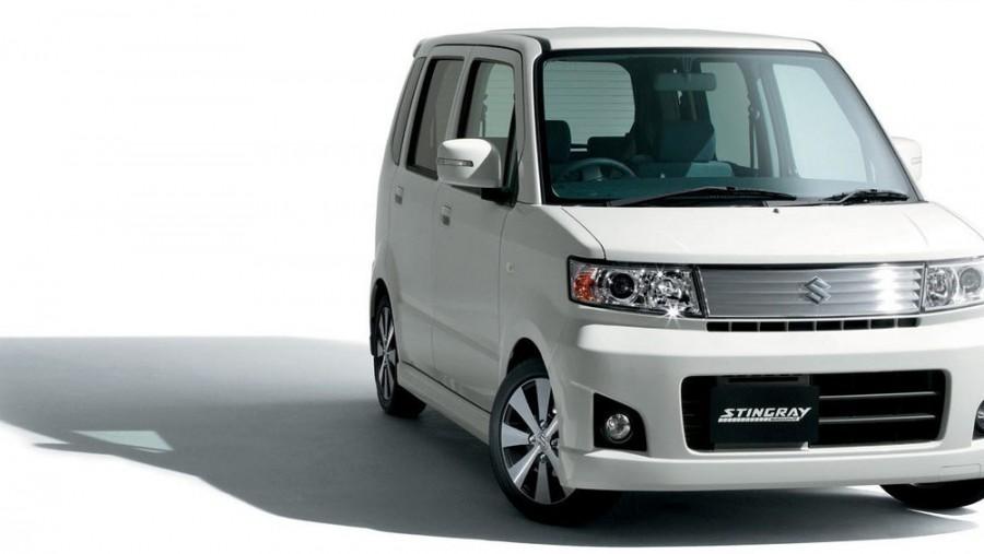 Suzuki Wagon R Stingray минивэн, 2003–2008, 3 поколение - отзывы, фото и характеристики на Car.ru