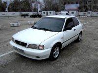 Suzuki Baleno, 1 поколение, Хетчбэк, 1995–2002