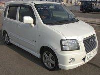 Suzuki Wagon R, 2 поколение [рестайлинг], Solio минивэн, 2000–2003