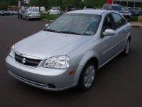 Suzuki Forenza, 1 поколение [рестайлинг], Седан, 2006–2010