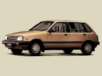 Suzuki Swift, 1 поколение, Хетчбэк 5-дв., 1984–1986