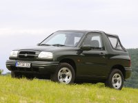 Suzuki Grand Vitara, 1 поколение, Кабриолет 3-дв., 1998–2005