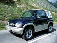 Suzuki Vitara, ET, Кабриолет, 1988–2016