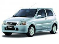 Suzuki Ignis, 1 поколение, Хетчбэк 3-дв., 2000–2003