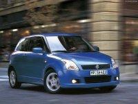 Suzuki Swift, 3 поколение, Хетчбэк 3-дв., 2004–2010