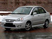 Suzuki Liana, 1 поколение [рестайлинг], Седан, 2004–2007