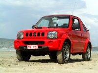 Suzuki Jimny, 3 поколение, Кабриолет, 1998–2005