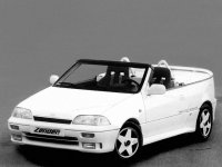 Suzuki Swift, 2 поколение, Родстер, 1990–1996