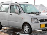 Suzuki Wagon R, 2 поколение, Минивэн 3-дв., 1998–2003