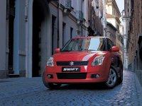 Suzuki Swift, 3 поколение, Хетчбэк 5-дв., 2004–2010