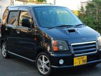Suzuki Wagon R, 2 поколение, Rr минивэн 5-дв., 1998–2003