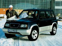 Suzuki Vitara, ET, Внедорожник 5-дв., 1988–2016
