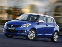 Suzuki Swift, 4 поколение [рестайлинг], Хетчбэк 5-дв., 2013–2015