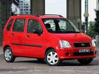 Suzuki Wagon R, 2 поколение, Минивэн 5-дв., 1998–2003