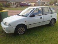 Suzuki Swift, 2 поколение, Хетчбэк 5-дв., 1990–1996