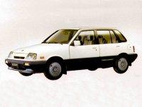 Suzuki Swift, 1 поколение [рестайлинг], Хетчбэк 5-дв., 1986–1988