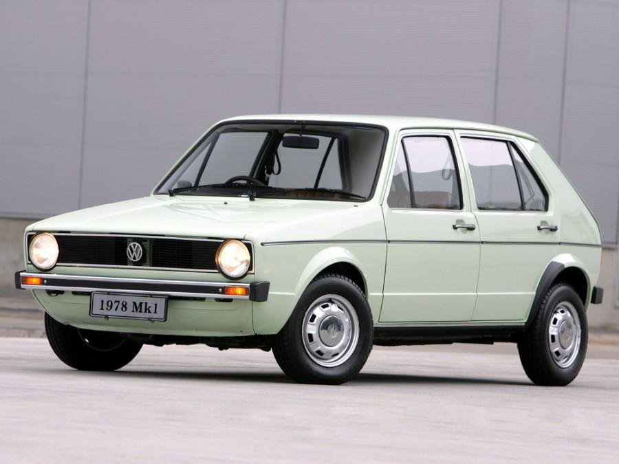 Volkswagen Golf хетчбэк, 1984–2003, Golf - отзывы, фото и характеристики на Car.ru