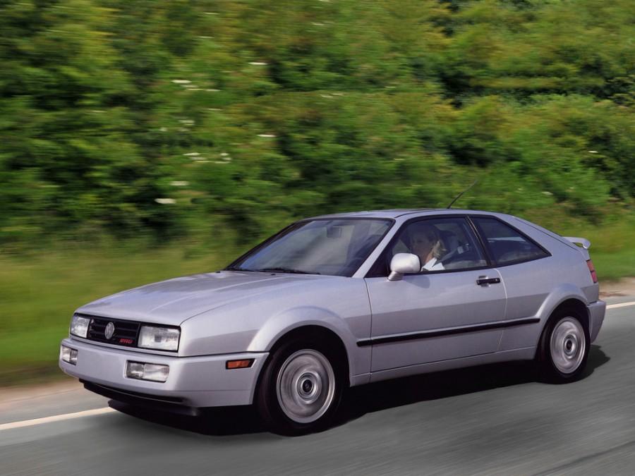 Volkswagen Corrado купе, 1988–1995, 1 поколение - отзывы, фото и характеристики на Car.ru