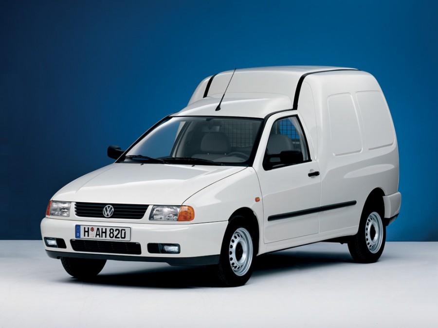 Volkswagen Caddy фургон, 1995–2004, 2 поколение - отзывы, фото и характеристики на Car.ru