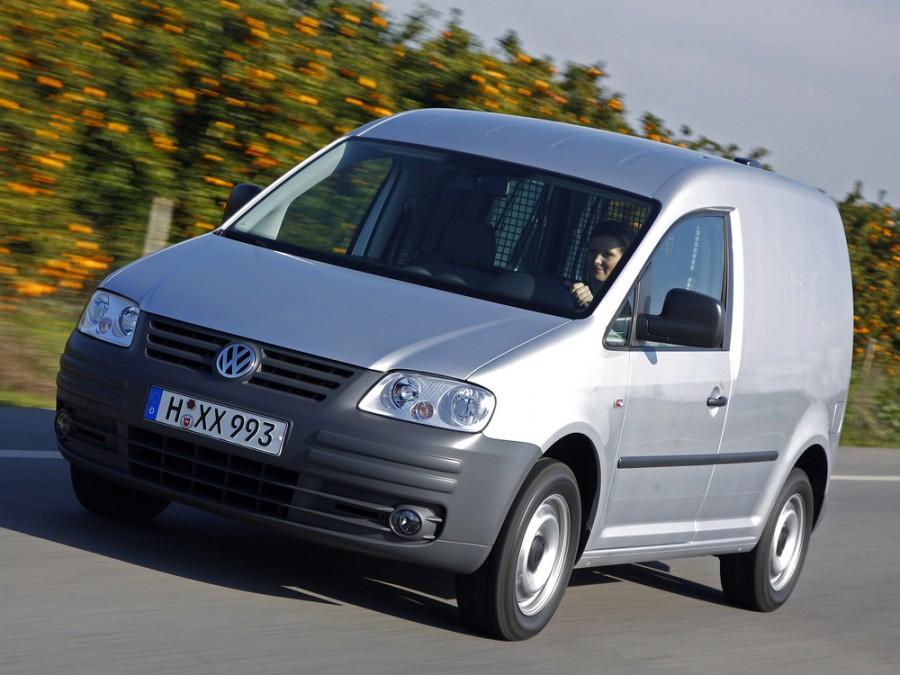 Volkswagen Caddy фургон 4-дв., 2004–2010, 3 поколение - отзывы, фото и характеристики на Car.ru