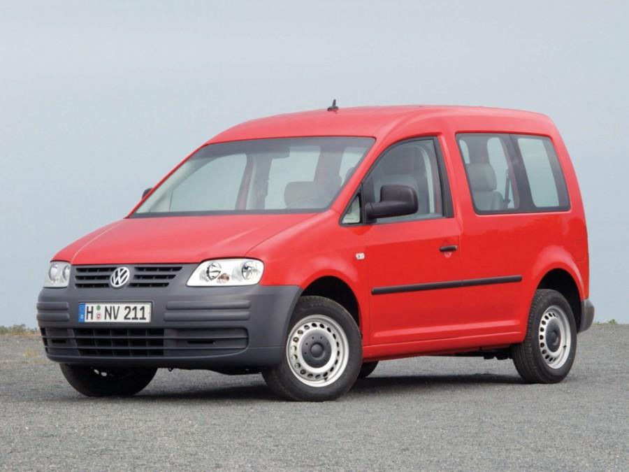 Volkswagen Caddy минивэн 4-дв., 2004–2010, 3 поколение - отзывы, фото и характеристики на Car.ru