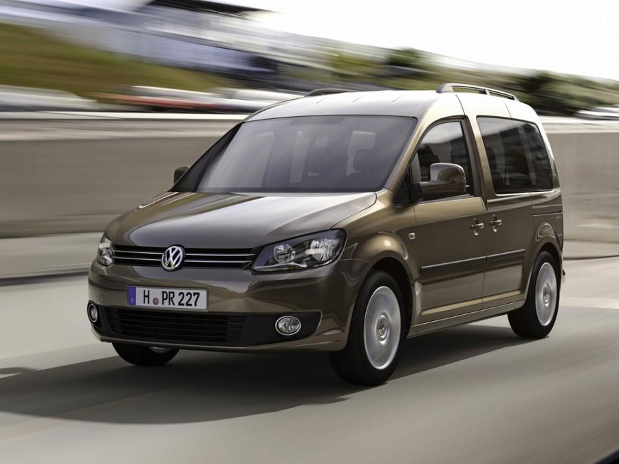 Volkswagen Caddy минивэн 4-дв., 2010–2016, 3 поколение [рестайлинг] - отзывы, фото и характеристики на Car.ru