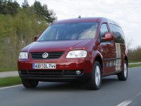 Volkswagen Caddy, 3 поколение, Tramper maxi минивэн 5-дв., 2004–2010