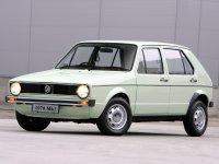 Volkswagen Golf, 1 поколение, Хетчбэк, 1984–2003