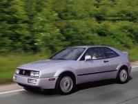 Volkswagen Corrado, 1 поколение, Купе, 1988–1995
