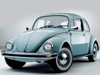 Volkswagen Beetle, 1600i [5-й рестайлинг], Ultima edition седан 2-дв., 1985–2003