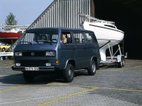 Volkswagen Caravelle, T3, Микроавтобус