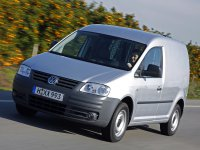 Volkswagen Caddy, 3 поколение, Фургон 4-дв., 2004–2010