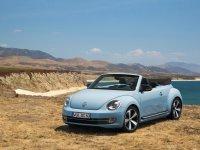 Volkswagen Beetle, 2 поколение, Кабриолет, 2012–2016