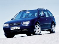 Volkswagen Bora, 1 поколение, Variant универсал, 1998–2005
