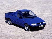 Volkswagen Caddy, 2 поколение, Пикап, 1995–2004
