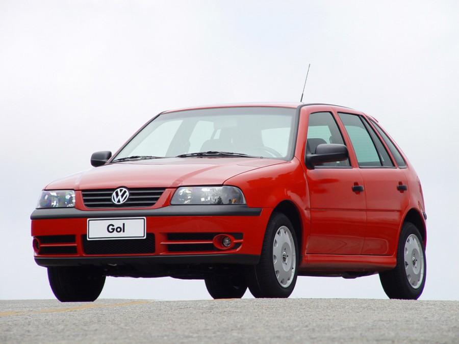 Volkswagen Gol хетчбэк 5-дв., 2000–2005, G3 - отзывы, фото и характеристики на Car.ru