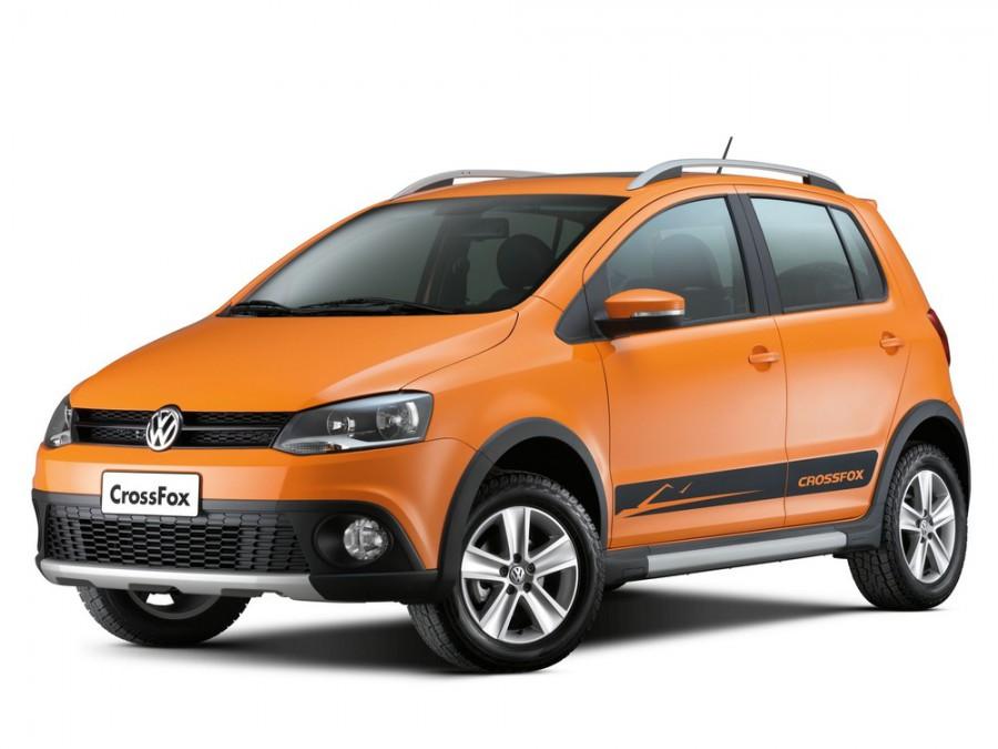 Volkswagen Fox Cross хетчбэк 5-дв., 2009–2014, 3 поколение - отзывы, фото и характеристики на Car.ru