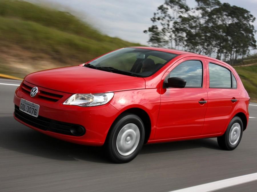 Volkswagen Gol хетчбэк, 2008–2012, G5 - отзывы, фото и характеристики на Car.ru