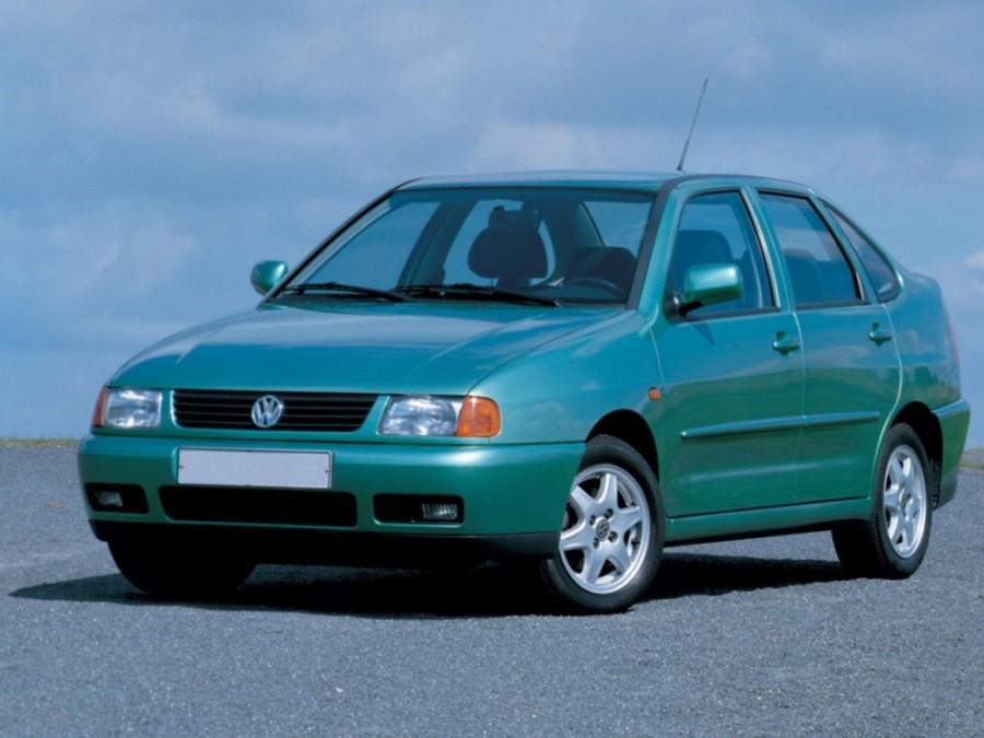 Volkswagen Derby седан, 1995–2000, 3 поколение - отзывы, фото и характеристики на Car.ru