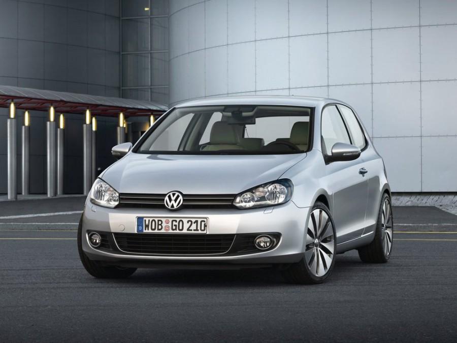 Volkswagen Golf хетчбэк 3-дв., 2009–2014, 6 поколение - отзывы, фото и характеристики на Car.ru
