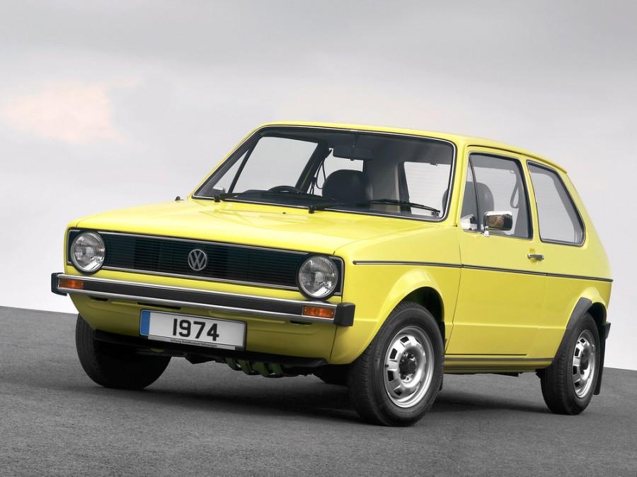 Volkswagen Golf хетчбэк 3-дв., 1974–1993, 1 поколение - отзывы, фото и характеристики на Car.ru