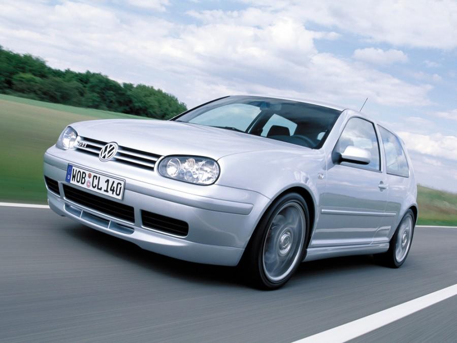 Volkswagen Golf 25th Anniversary хетчбэк 3-дв., 1997–2006, 4 поколение - отзывы, фото и характеристики на Car.ru