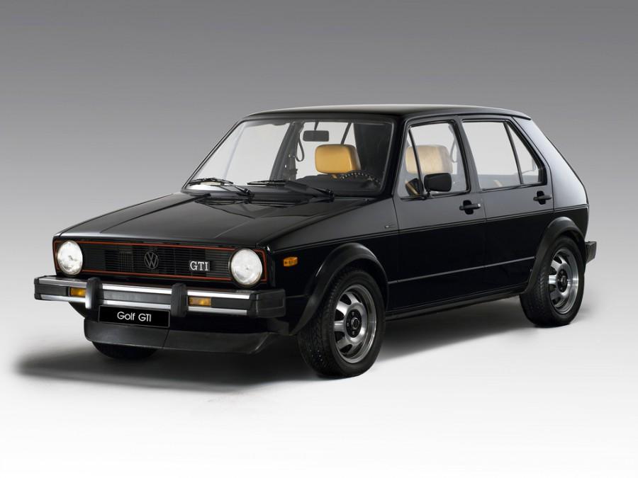 Volkswagen Golf GTI хетчбэк 5-дв., 1974–1993, 1 поколение - отзывы, фото и характеристики на Car.ru