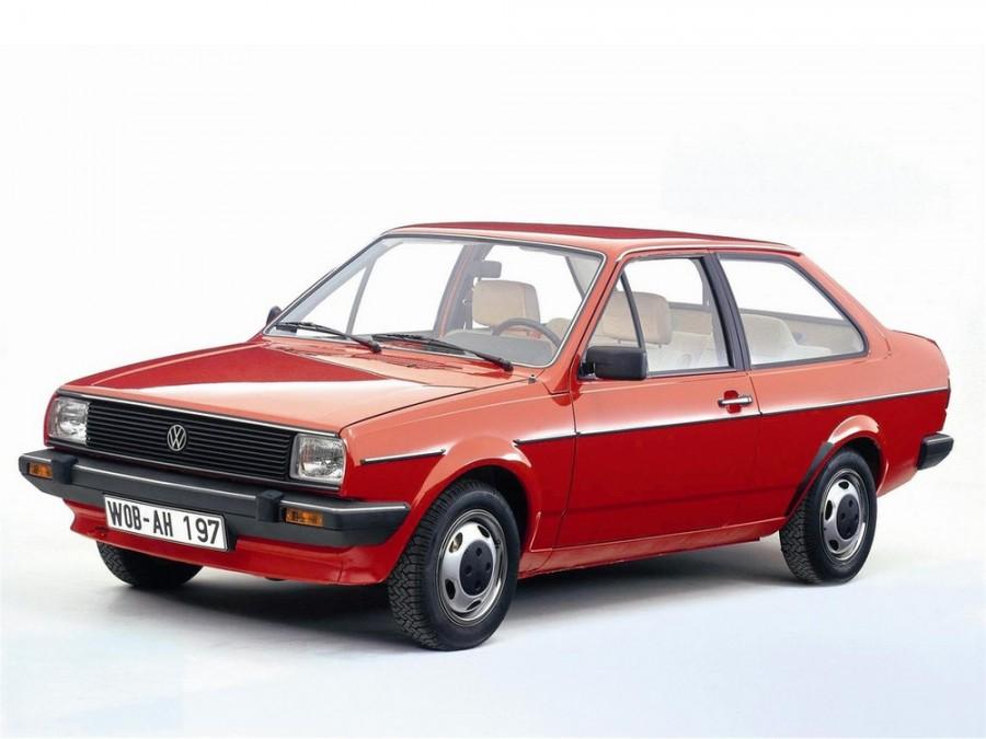 Volkswagen Derby седан, 1981–1985, 2 поколение - отзывы, фото и характеристики на Car.ru