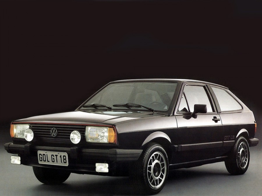 Volkswagen Gol GT хетчбэк, 1980–1987, G1 - отзывы, фото и характеристики на Car.ru