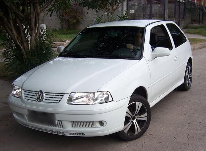 Volkswagen Gol хетчбэк 3-дв., 2000–2005, G3 - отзывы, фото и характеристики на Car.ru