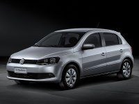 Volkswagen Gol, G6, Хетчбэк 5-дв., 2012–2015